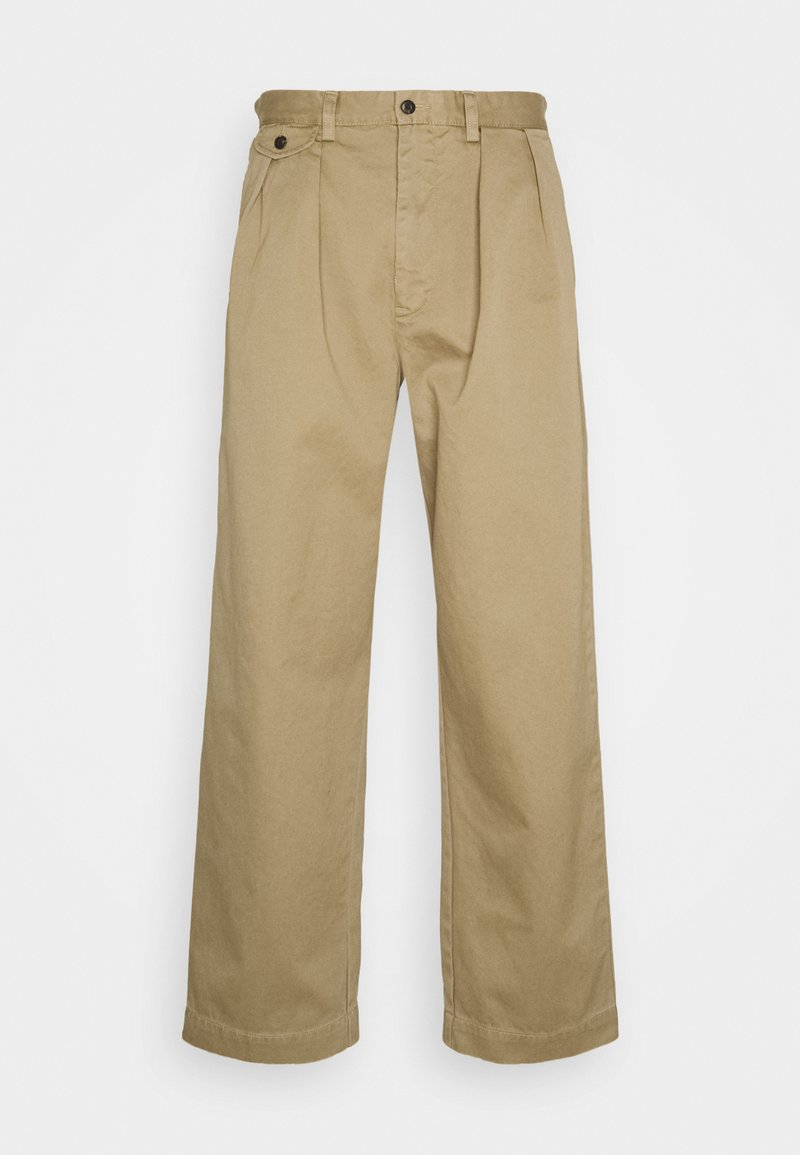 Polo Ralph Lauren - RELAXED FIT BRITON PANT - Broek - burmese tan