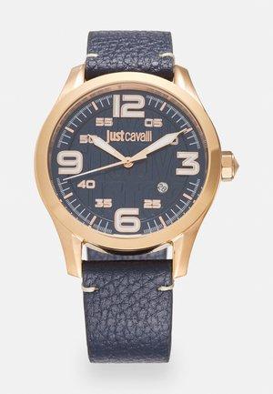 Watch - dark blue