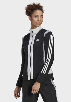 RUNNING TRACK TOP - Training jacket - black