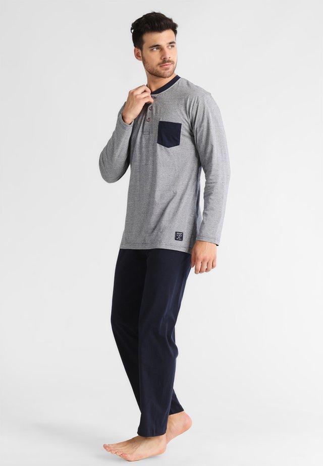 SET - Pyjama set - navy blaze