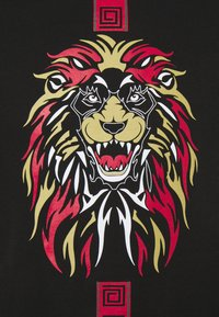Brave Soul - PROWL - Print T-shirt - black - 4