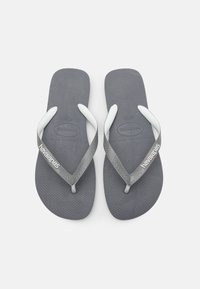Havaianas - TOP MIX UNISEX - Infradito - steel grey - 0