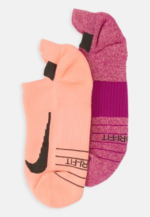 UNISEX 2 PACK - Trainer socks - multicolor