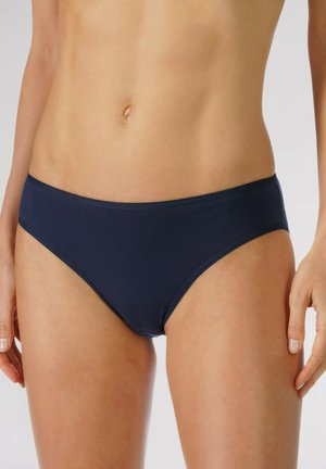 SLIP SERIE COTTON PURE - Slip - night blue