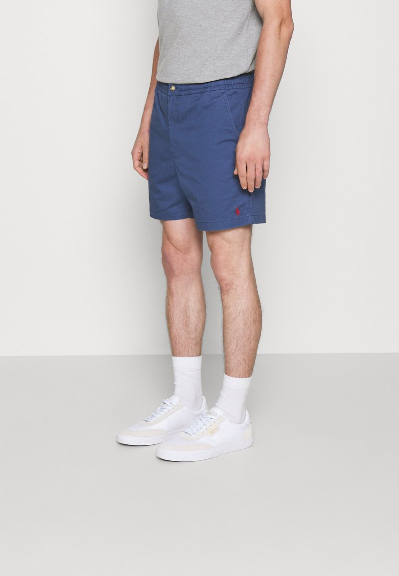 Polo Ralph Lauren - 6-INCH POLO PREPSTER TWILL SHORT - Shorts - rustic navy