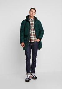 Pier One - Winter coat - green - 1