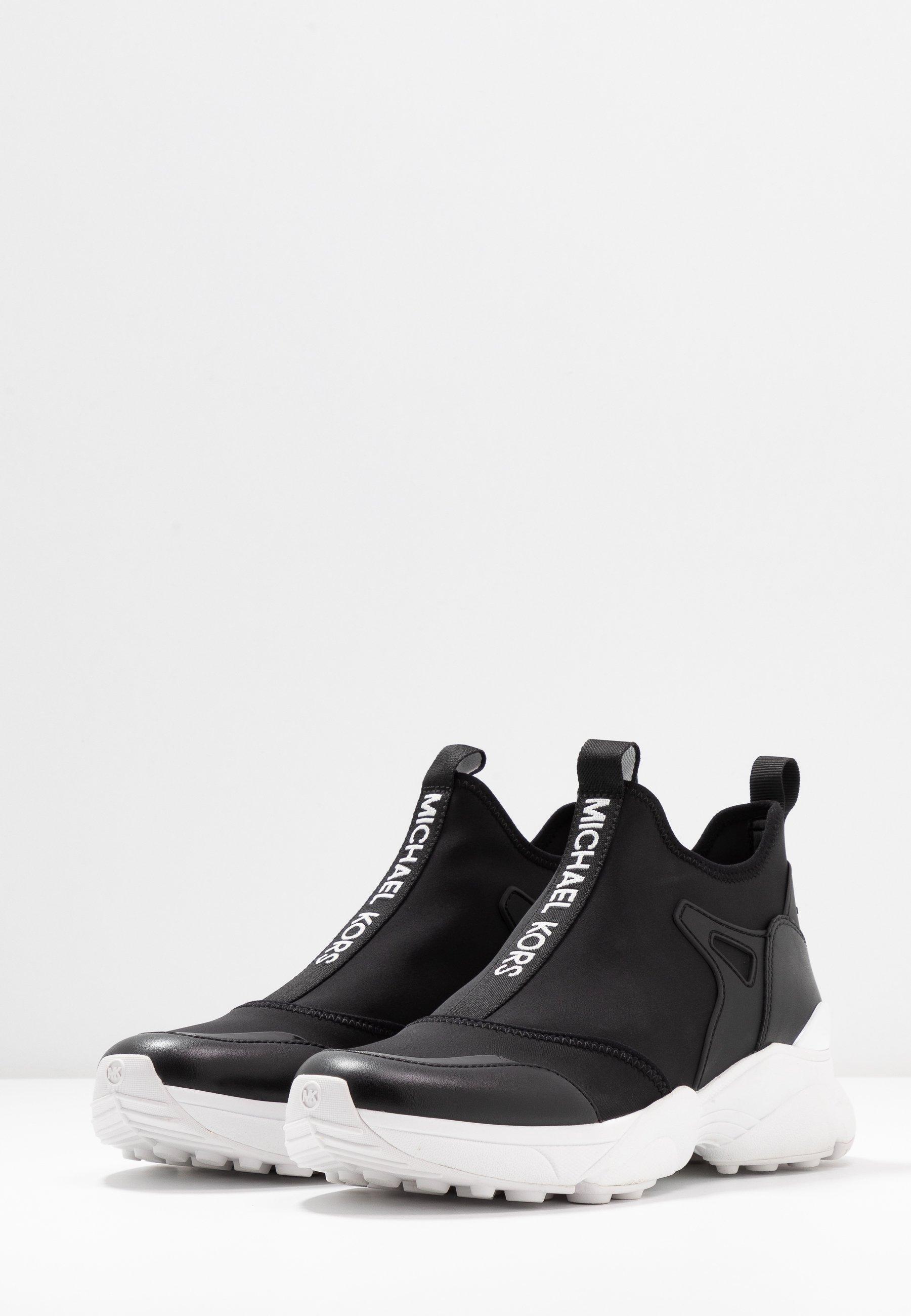 MICHAEL Michael Kors WILLOW - Sneaker high - black | Damen Schuhe 2020