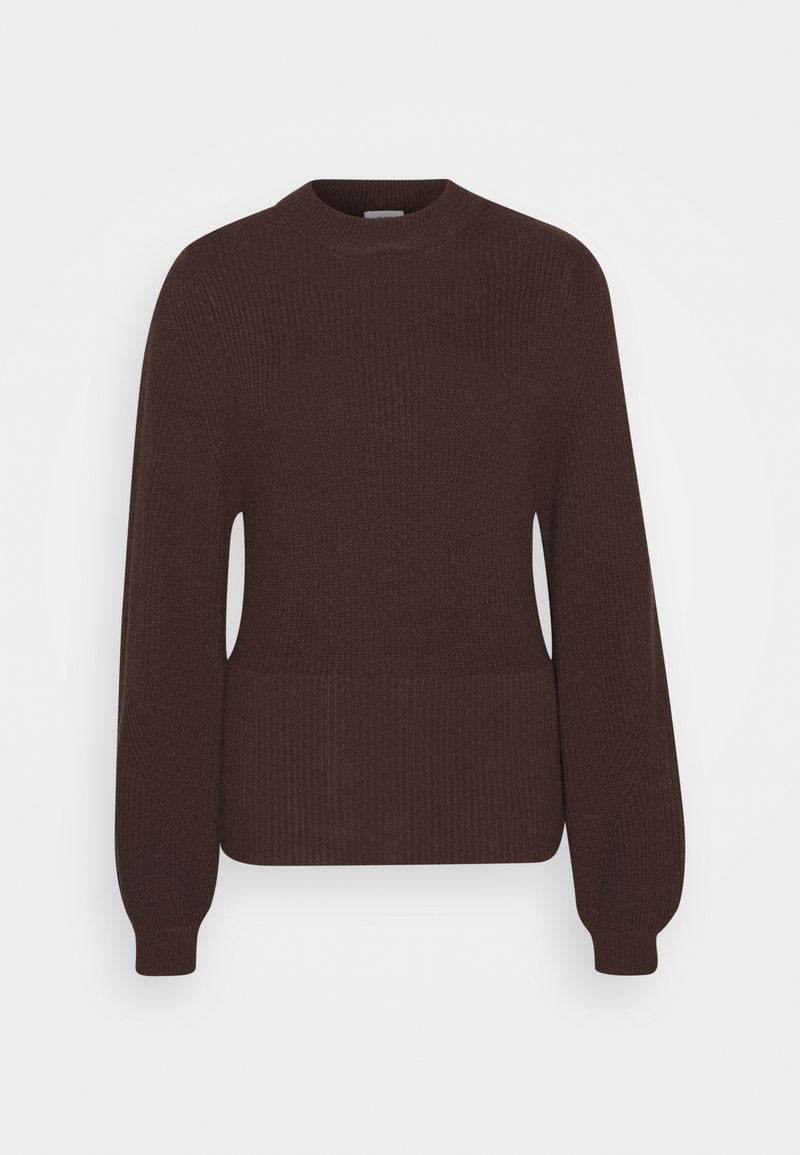 Object Tall - OBJUNIS  - Jumper - chicory coffee