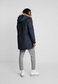 Only & Sons - ONSBASIL JACKET NOOS - Winter coat - dark navy - 2
