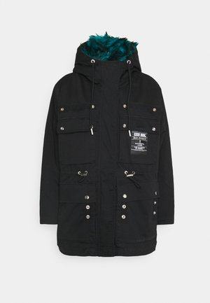 G-URIBE JACKET - Parka - black