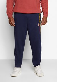 Polo Ralph Lauren Big & Tall - Tracksuit bottoms - cruise navy - 0