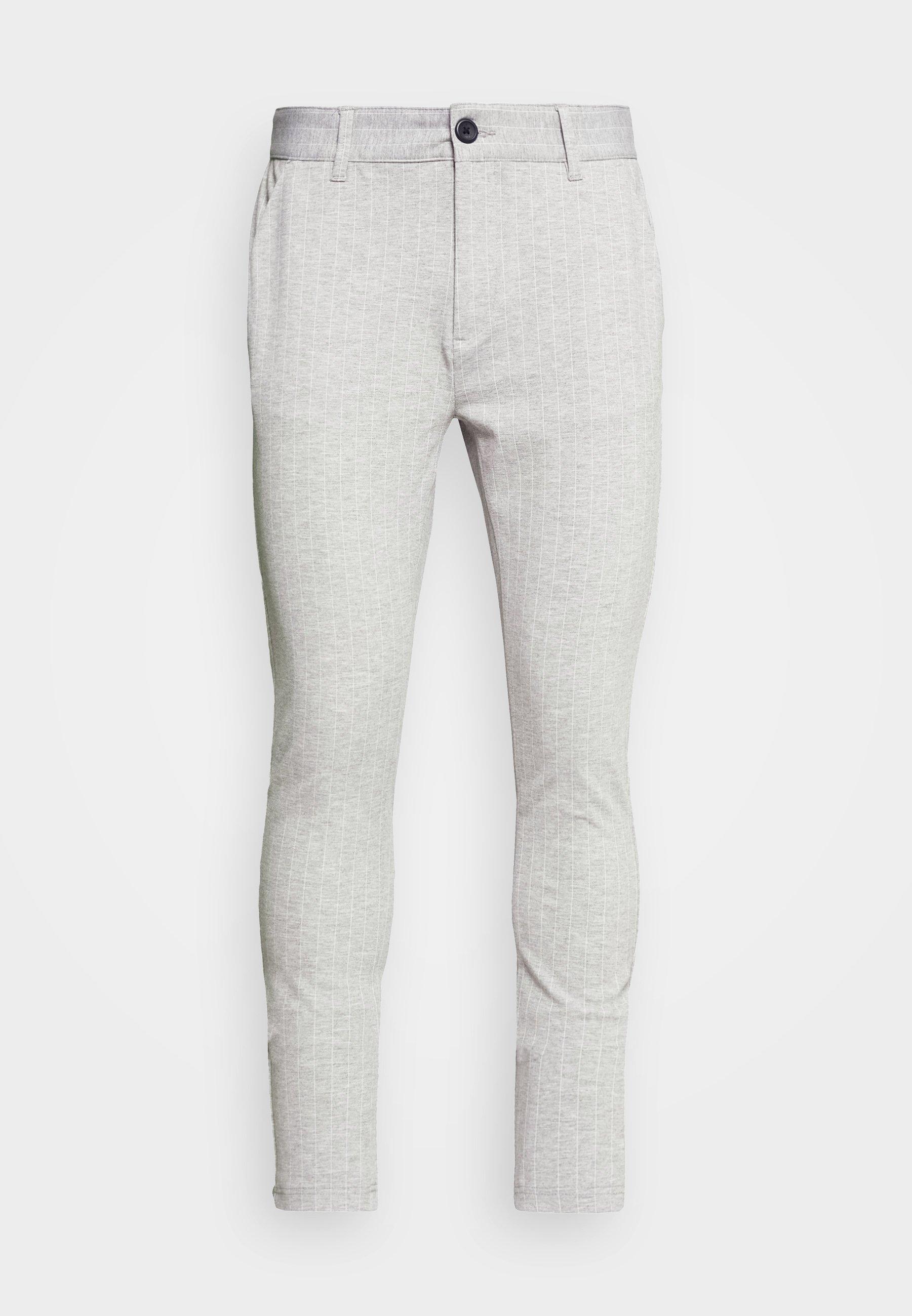 Uomo PONTE ROMA PLAIN - Pantaloni