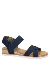 BOBS from Skechers - DESERT KISS - Sandals - blauw - 6