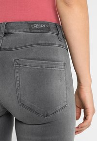 ONLY - ONLROYAL - Jeans Skinny Fit - dark grey denim - 5