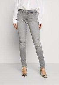 s.Oliver - HOSE LANG - Jeans Skinny Fit - great grey - 0