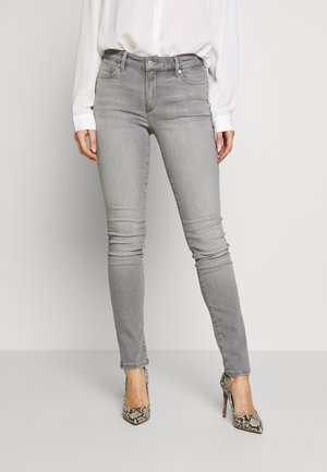 HOSE LANG - Jeans Skinny Fit - great grey