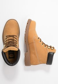 Dockers by Gerli - Ankle boots - golden tan - 3