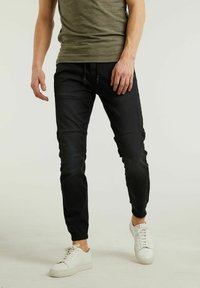 CHASIN' - Jeans Tapered Fit - black - 0