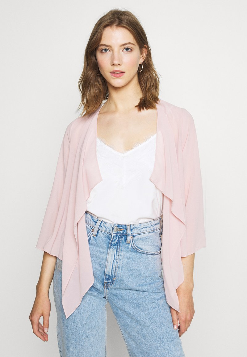 Vila - VIALLI 3/4 COVER UP - Blazer - pale mauve