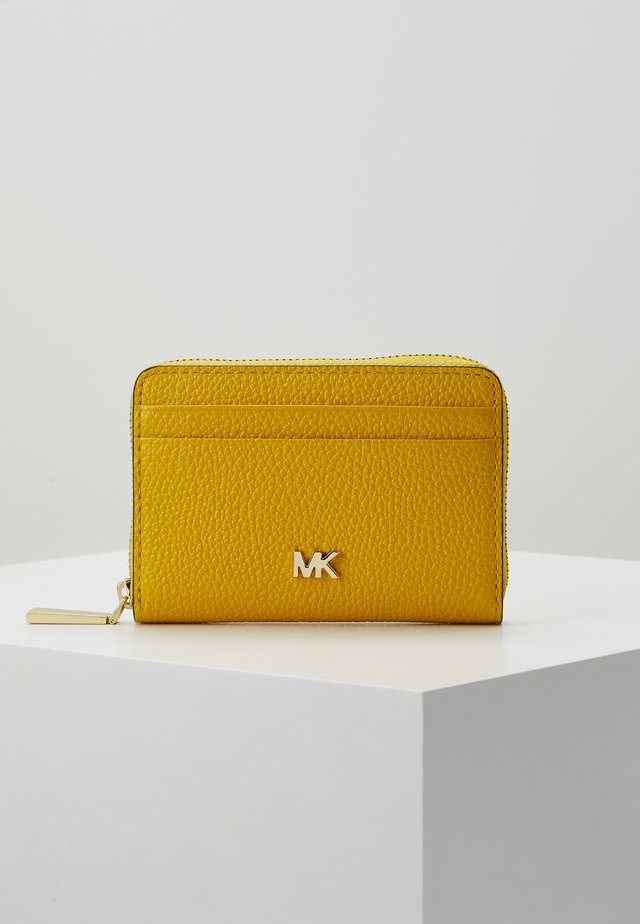COIN CARD CASE MERCER - Lommebok - sunflower