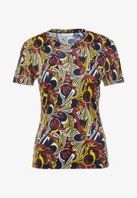 Versace Collection - T-shirt imprimé - scaralatto-giallo - 4
