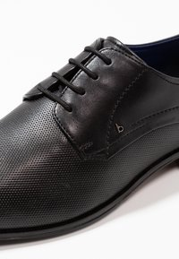 Bugatti - MATTIA II - Smart lace-ups - black - 5