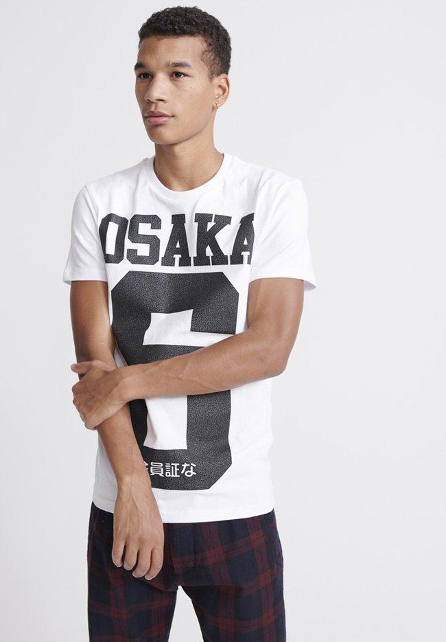 Men OSAKA  - Print T-shirt