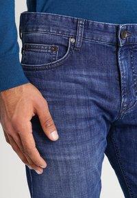 JOOP! - MITCH ONE - Straight leg jeans - medium blue - 3