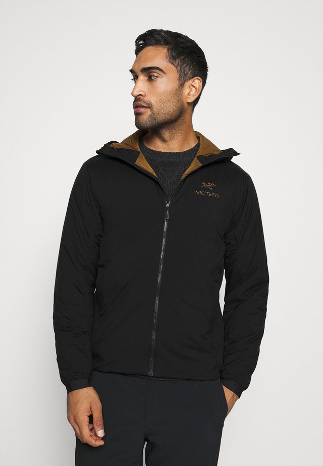 ATOM HOODY MENS - Outdoor jacket - black