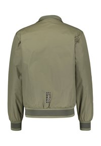 EA7 Emporio Armani - GIUBBOTTO - Light jacket - grün - 3