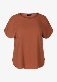 Zizzi - Blouse - copper brown - 3