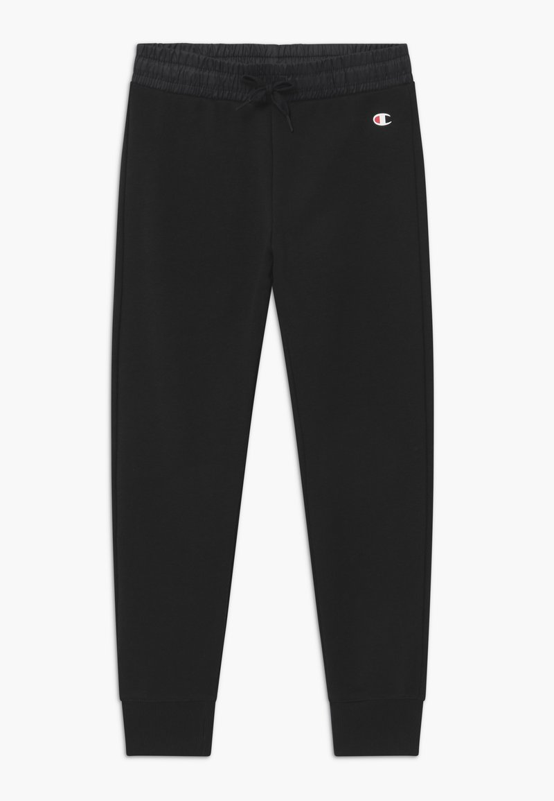 Champion - LEGACY BREAKING RULES RIB CUFF - Tracksuit bottoms - black