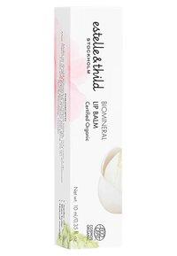 Estelle & Thild - BIOMINERAL LIP BALM - Baume à lèvres - poppy pearl - 1