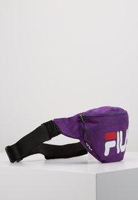 Fila - WAIST BAG SLIM - Vyölaukku -  tillandsia purple - 3