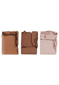 Make up Revolution - BROW SCULPT KIT - Make-upset - brown - 3