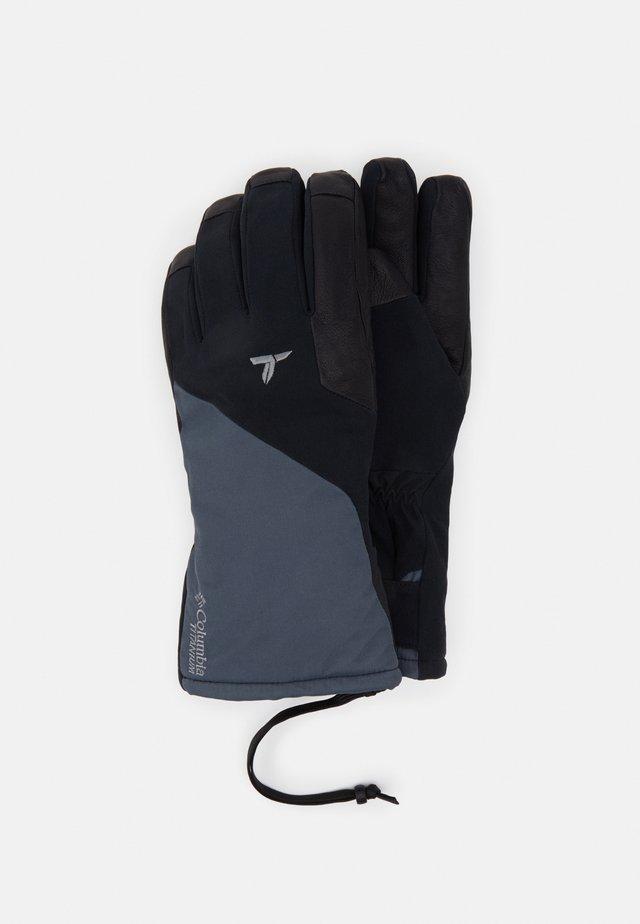 POWDER KEGII GLOVE - Fingerhandschuh - black