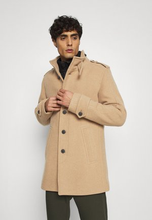 SLHNOAH COAT - Classic coat - camel