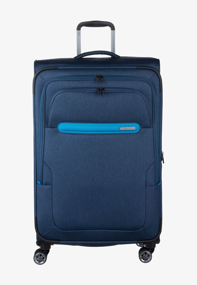 Trolley - navy / turquoise