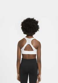 Nike Performance - Sports bra - royal pulse/white/white - 1