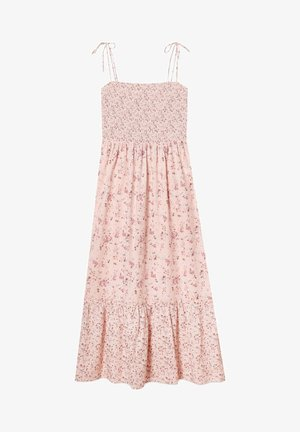 MIT BLUMEN - Day dress - light pink
