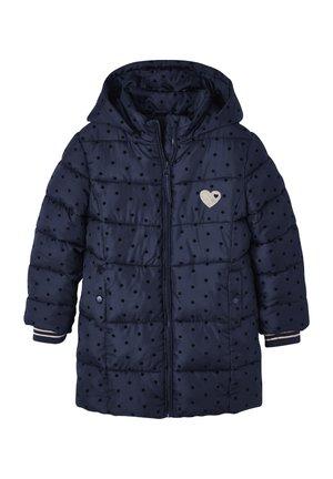 Winter coat - nachtblau sterne