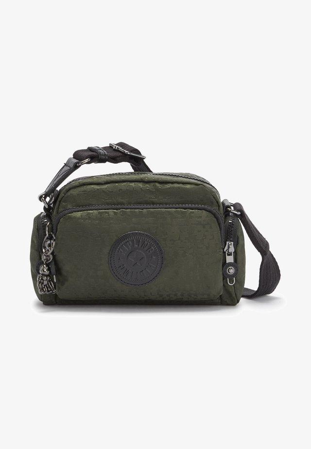 JENERA MINI - Across body bag - urban green jq