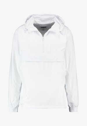 BASIC - Windbreaker - white