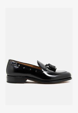 NED - Scarpe senza lacci - black