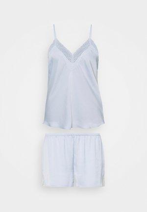 SET - Pyžamová sada - blue/grey