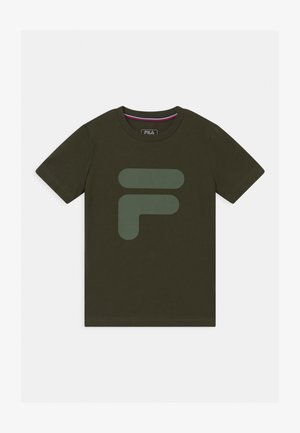 ROBIN - Camiseta estampada - forest night