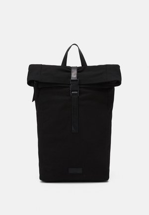 HAYDEN ROLL TOP BACKPACK UNISEX - Sac à dos - black