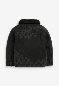 Next - Denim jacket - grey denim - 3