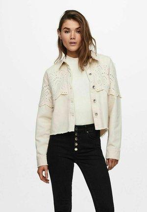 Summer jacket - moonbeam