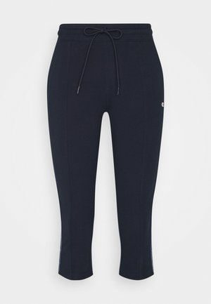 CAPRI PANTS - Urheilucaprit - dark blue